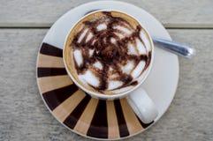 Frische Schale Schokolade Lizenzfreies Stockfoto