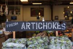 Frische selbstgezogene, des Bauernhofes organische gesunde Obst und Gemüse an Franc Stockfotos