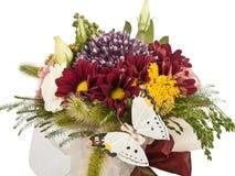 Frische Sommerblumen Stockbilder