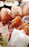 Frische Sushi Stockfoto
