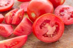 Frische Tomate Stockfotografie