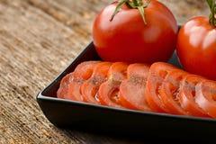 Frische Tomaten Lizenzfreie Stockbilder