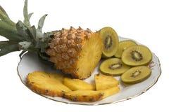 Frische tropische Frucht Stockfotografie
