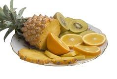Frische tropische Frucht Stockbild