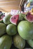 Frische Wassermelone Stockbild