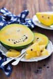 Frische Wassermelone Stockfotografie