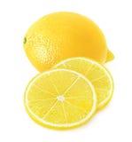 Frische Zitrone stockfotografie
