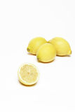 Frische Zitronen Stockbild