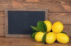 Frische Zitrusfrucht Lizenzfreies Stockfoto