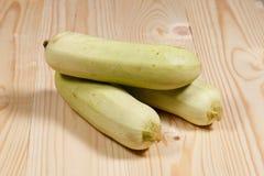 Frische Zucchini Lizenzfreies Stockfoto