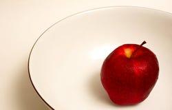 Frischer Apfel Lizenzfreies Stockbild