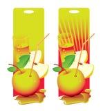 Frischer Apfel Lizenzfreie Stockbilder