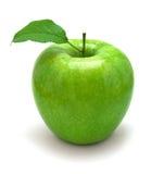 Frischer Apfel stockbild