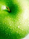 Frischer Apfel Stockfotografie