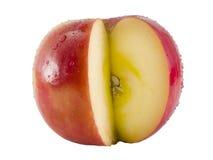 Frischer Fuji Apple Stockbild