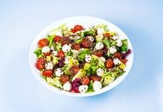 Frischer gesunder Salat lizenzfreie stockbilder