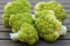 Frischer grüner Brokkoli Lizenzfreies Stockbild