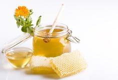 Frischer Honig stockfotos