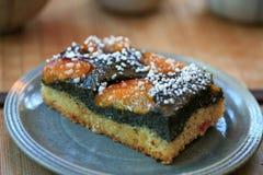 Frischer Kuchen stockfoto