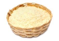 Frischer Reis Stockbild