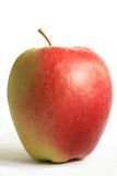 Frischer saftiger Apfel Lizenzfreies Stockfoto