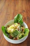 Frischer Salat 2 Stockfotografie