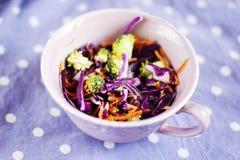 Frischer Salat. Stockbilder
