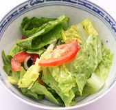 Frischer Salat Lizenzfreie Stockfotos