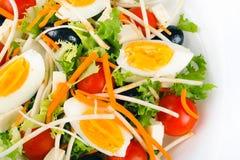 Frischer Salat Lizenzfreies Stockfoto