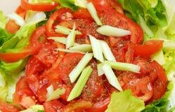 Frischer Salat Stockbild