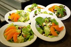 Frischer Salat für Ihre Familienmahlzeiten Stockfotografie