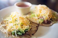 Frischer Tacos Stockfotografie