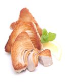 Frischer Thunfisch Lizenzfreies Stockbild