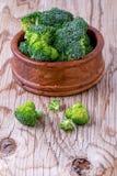 Frisches brocoli Stockfoto