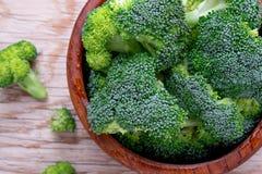 Frisches brocoli Stockfotos