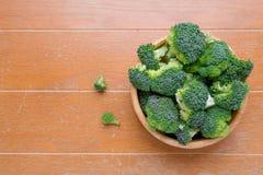 Frisches brocoli Lizenzfreies Stockfoto