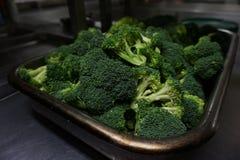 Frisches brocoli stockbilder