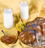 Frisches Brot Lizenzfreies Stockfoto
