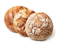 Frisches Brot getrennt Stockbild
