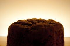 Frisches dunkles Brot mit Halo 2 Lizenzfreies Stockbild