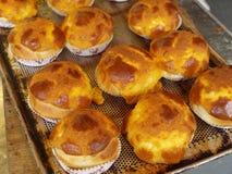 Frisches gebackenes Brot Lizenzfreies Stockfoto