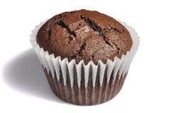 Frisches gebackenes Schokoladen-Muffin lizenzfreie stockfotografie