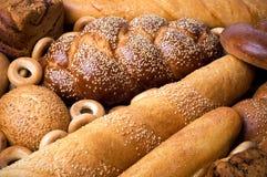 Frisches geschmackvolles Brot Lizenzfreies Stockbild