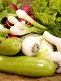 Frisches geschmackvolles Gemüse Lizenzfreie Stockfotos