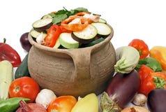 Frisches organisches Gemüse lizenzfreies stockfoto