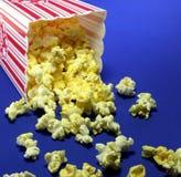 Frisches Popcorn Stockbild