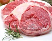 Frisches Rindfleisch Stockbilder