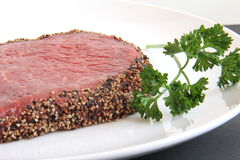 Frisches Rindfleisch Stockfotos