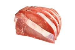 Frisches rohes Fleisch Lizenzfreies Stockfoto
