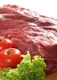Frisches rohes Fleisch Stockfoto